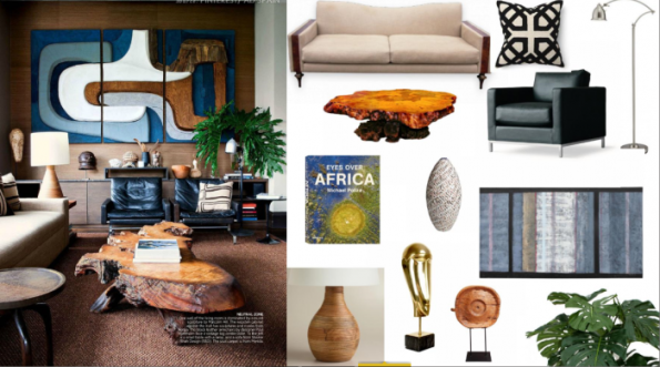 KitchAnn moodboard for nousDECOR