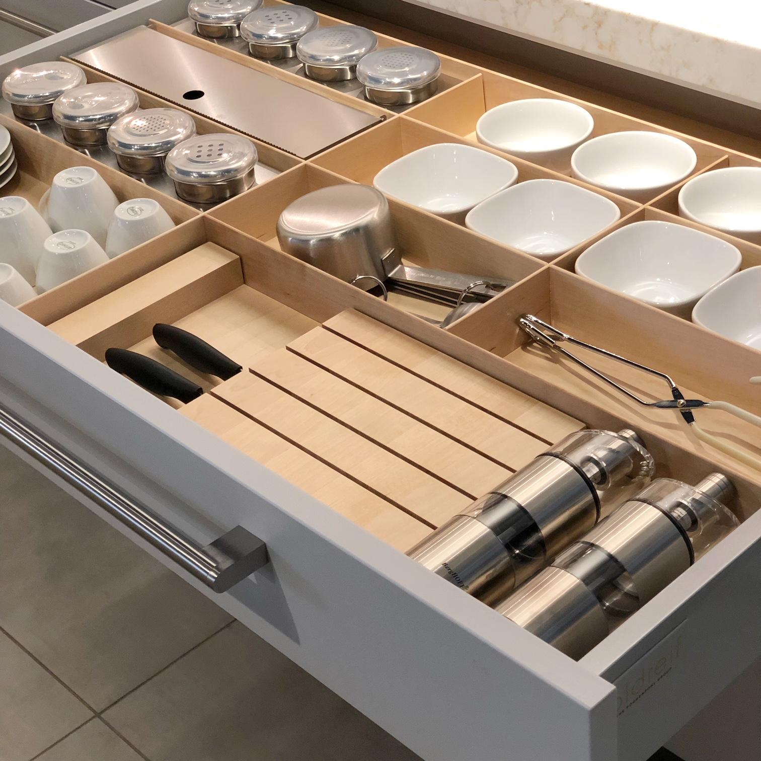 poggenpohl drawer insert