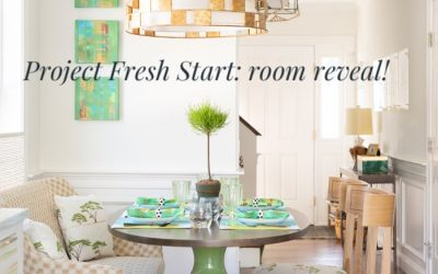 One Room Challenge Fall 2019: Project Fresh Start Reveal!