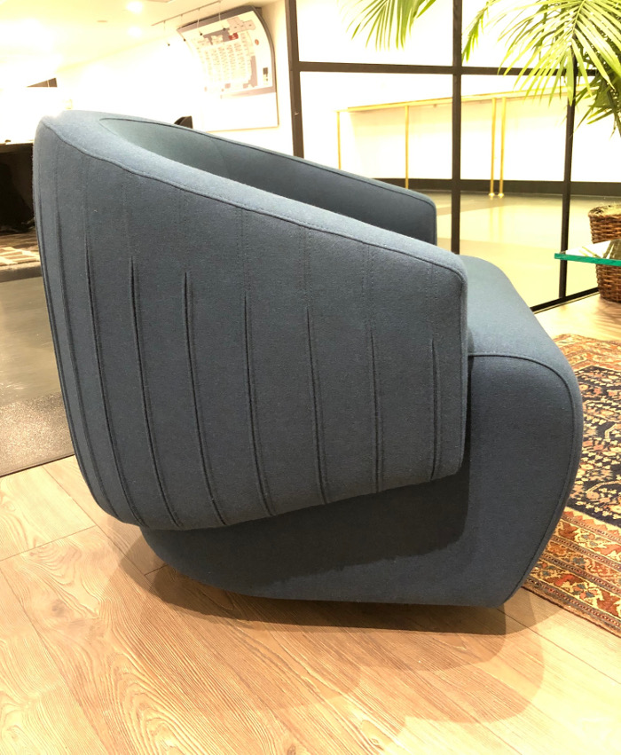 rounded chair design trends