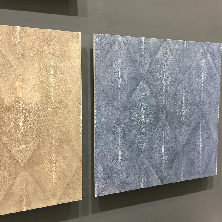 Shagreen tile trends