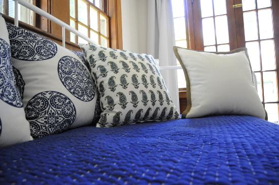 sleeping porch pillows