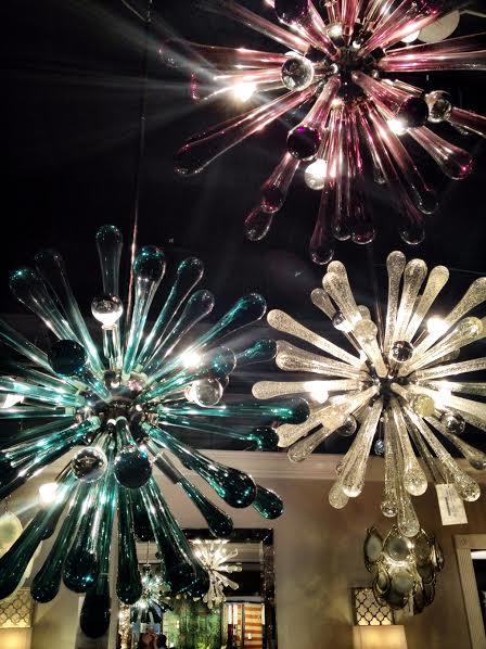 Lighting trends: Sputnik chandeliers