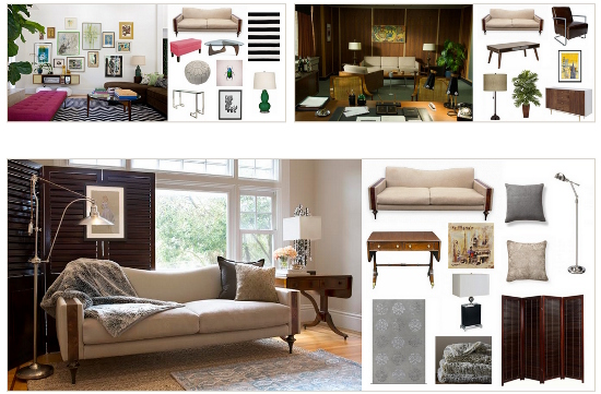 nousDECOR: Mood boards and a $14,000 giveaway!