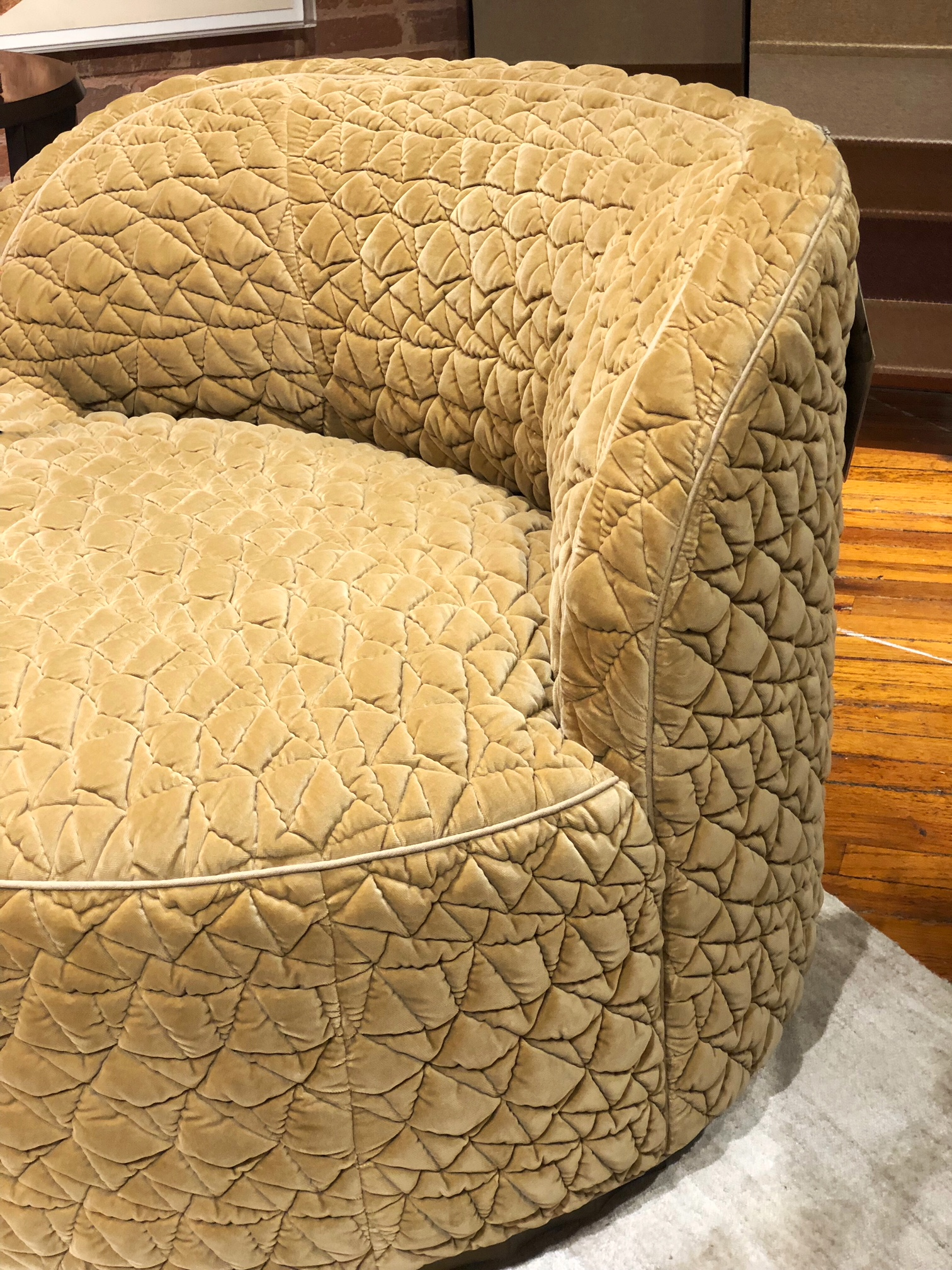 Trend:texture fabric from Kravet
