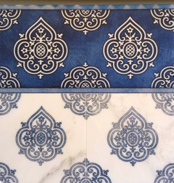 If white subway tile is so popular why are the stores filled with this?