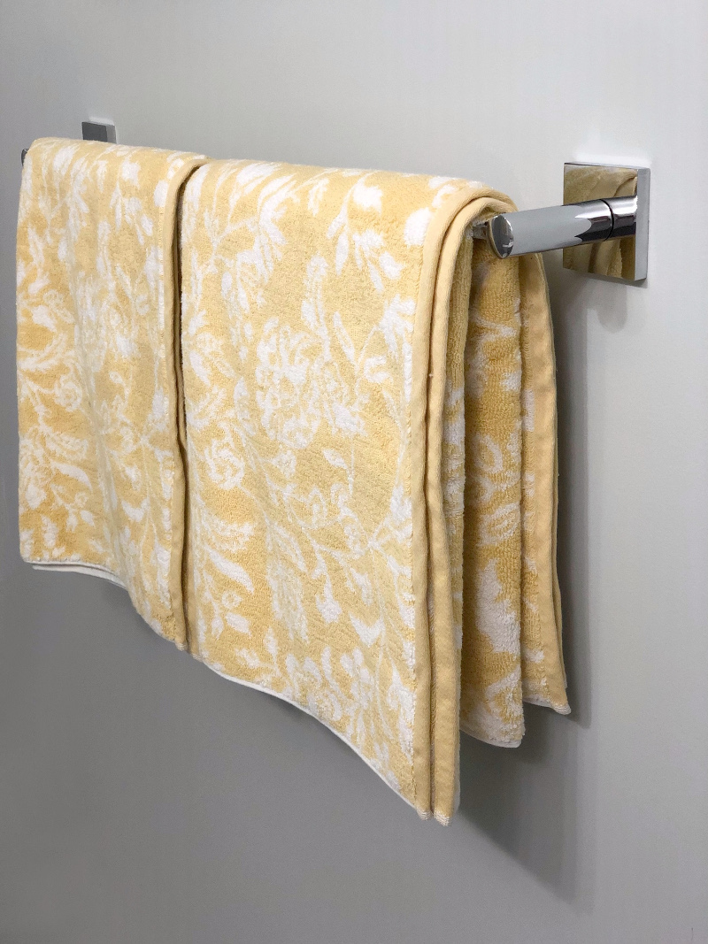 Emtek towel bar