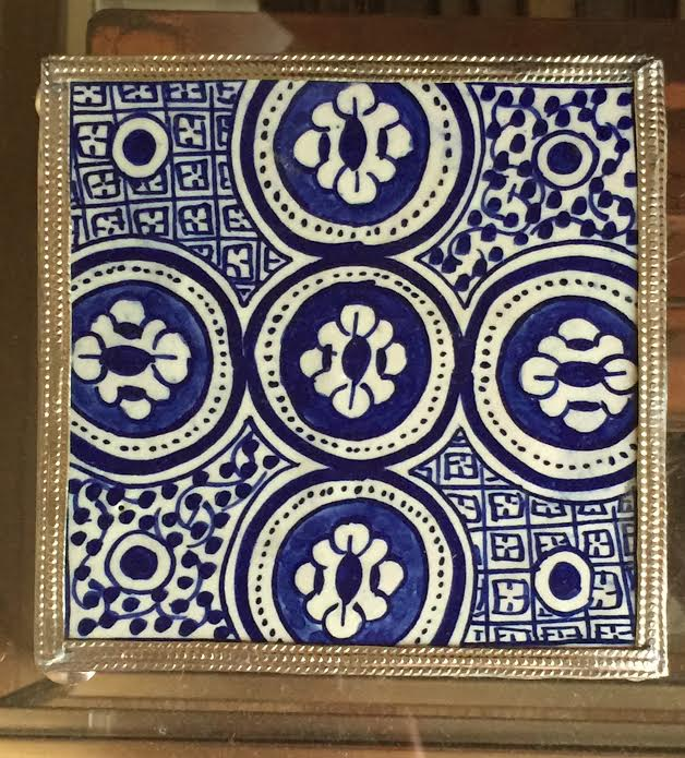 Trivet from Morocco