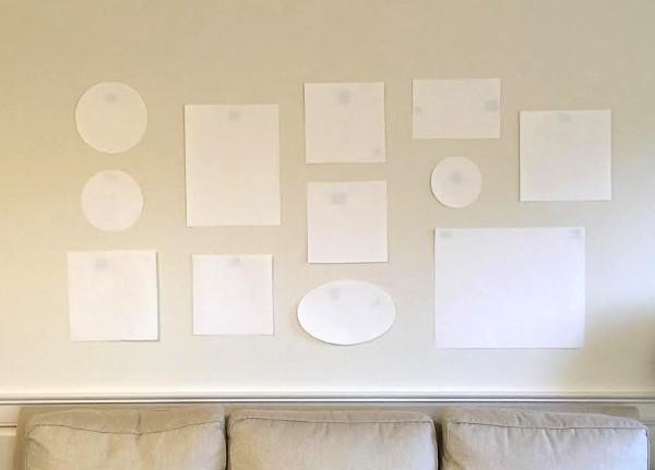 wall art planning