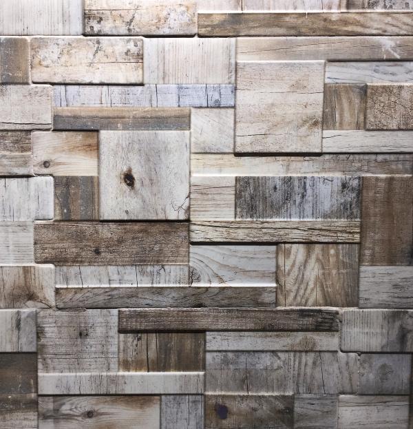 Porcelain wood tiles Cevisma Spain